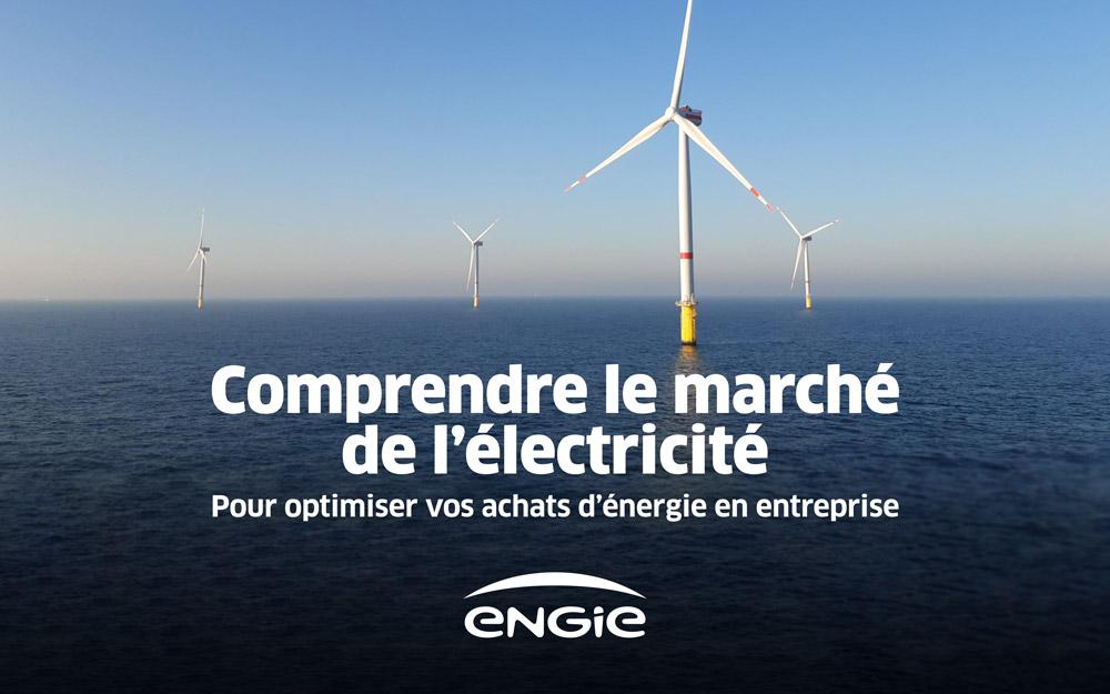 Comprendre le marché de l'électricité